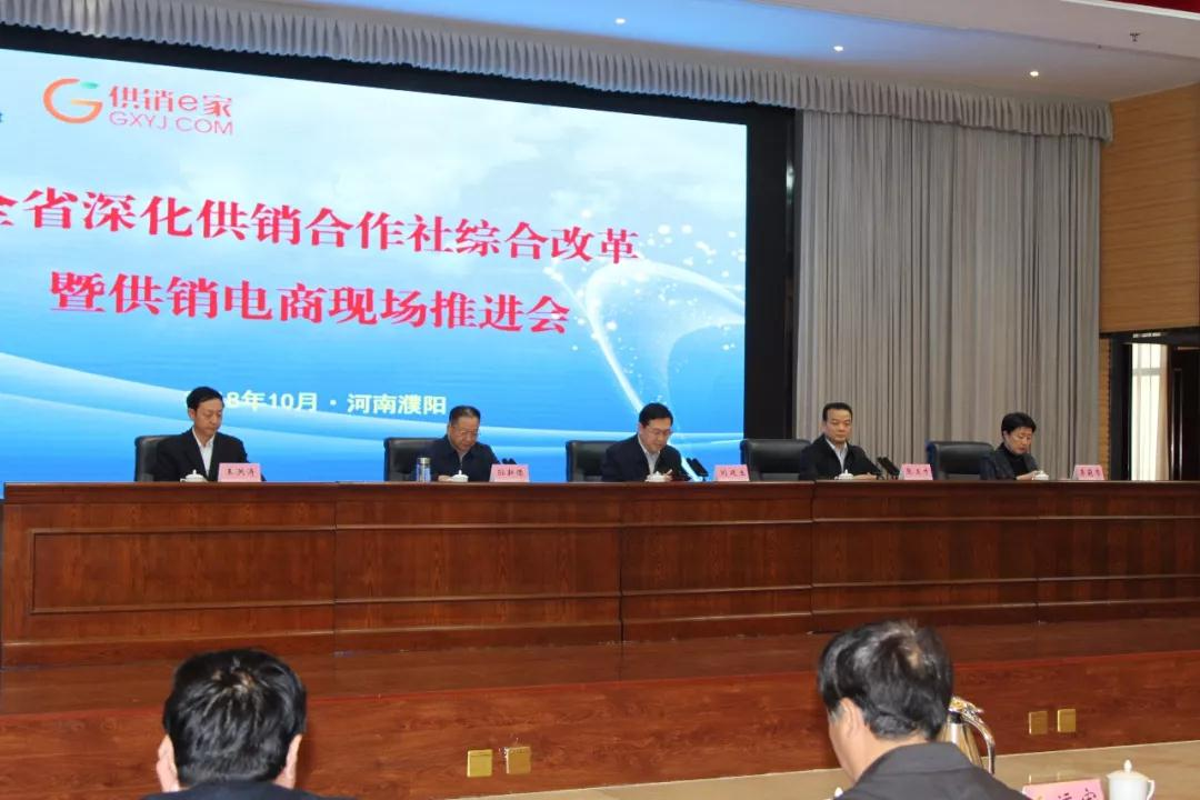 河南省供销电子商务有限公司